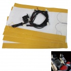 Heating Car Seat w/ Double Control & Wire Harness for 5-Gear Volkswagen (4PCS)