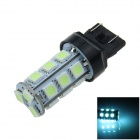 7443 / 7440 / T20 4W 200lm 18-SMD 5050 LED Ice Blue Car Steering / Brake / Backup Light (12V)