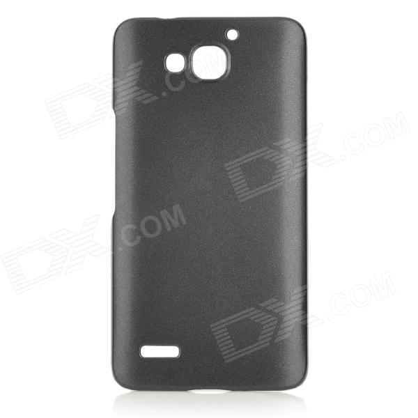 Protective Plastic Back Case for Huawei 3X - Black