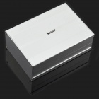 MaiTech Circuit Board Shell / Aluminum Profiles Box / Amplifier Aluminum Case - Silver