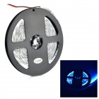 LSON 12W 900LM 468nm 300-3528 SMD LED Blue Light Strip - Branco (DC 12V / 5m)