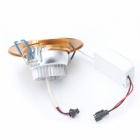 ZHISHUNJIA 8W 700lm 16-SMD 5630 LED Warm White Light Ceiling Light (85~265V)