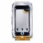 WP-i5 40M Diving Waterproof Protective Plastic Case for IPHONE 5 / 5S / 5C - Yellow