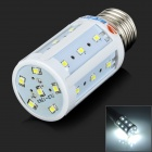 ZDM E27 4W 350LM 24-2835 SMD LED Bluish White Light Lamp (AC 220~240V)