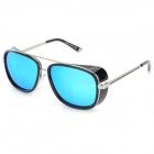 OREKA M3023 Retro Style PC Frame PC Lens UV400 Sunglasses for Men