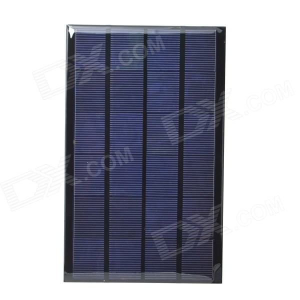 где купить WN-07 3W 6V Solar Powered Panel - Black + Dark Blue (120 x 194mm) по лучшей цене