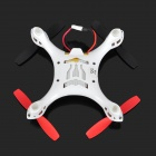JJRC 10000B Mini 2.4GHz Radio Control 4-CH Quadcopter R/C Aircraft w/ 6-Axis Gyro - White