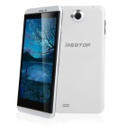 "IPEGTOP Z26 Quad-core Andriod 4.2 WCDMA Bar Phone w/ 5.0"" Screen and Wi-Fi - White"
