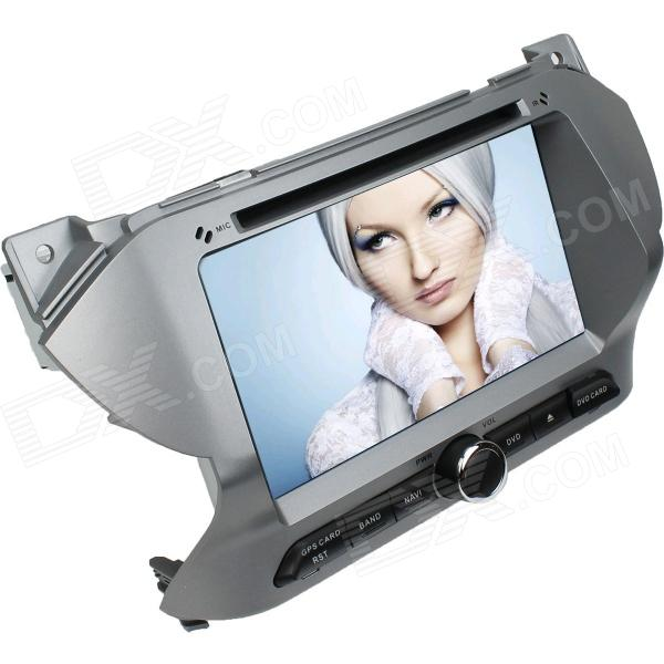 LsqSTAR 7 Touch Screen 1-DIN Car DVD Player w/ GPS, FM, RDS, 6CDC, DualZone, AUX for Suzuki Alto lsqstar 8 touch screen 2 din car dvd player w gps fm ipod rds canbus aux for mitsubishi outlander