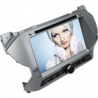 "LsqSTAR 7"" Touch Screen 1-DIN Car DVD Player w/ GPS, FM, RDS, 6CDC, DualZone, AUX for Suzuki Alto"