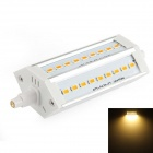 R7S 10W 720lm 3200K 27 x SMD 5630 LED Warm White Light Corn Lamp Bulb - (85~265V)