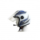 TWP motos auricular Bluetooth Mono impermeable 3.0 del casco