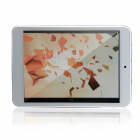 "T785 7.85-""IPS firekjerners Android 4.2.2 Tablet PC med 1GB RAM, 16 GB ROM - Silver + hvit"