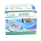 ZHISHUNJIA 8W 700lm 16-SMD 5630 LED White Light Ceiling Lamp (85~265V)