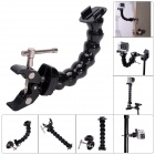 Fat Cat Advanced Dinosaur Clamp / Goose Neck Magic Flex Joint Arm for Gopro Hero 4/ 3+/3/2/1/SJ4000