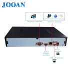 JOOAN Full D1 4-CH Digital Monitoring NVR Network Video Recorder w/ VGA / HDMI / PAL / NTSC / SATA