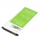 IKKI Replacement 3.8V 4000mAh Li-ion Battery for Samsung Galaxy S5 - White + Green