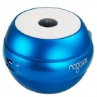 Nogo F1 Mini Portable Wireless Bluetooth Speaker w/ TF / Hands-Free  - Blue