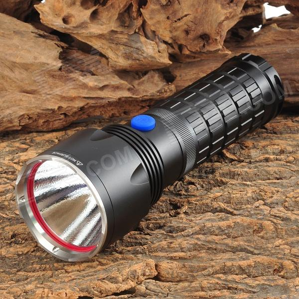 OLIGHT SR51 Waterproof 900lm 1-LED Cool White 3-Mode Flashlight - Black