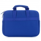 "Universal Protective Neoprene Tote Bag for 10.2"" Tablet PC / Mobile Phone - Blue"