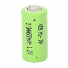 AOB 1.2V 600mAh Rechargeable Ni-MH Battery for Razor - Grass Green
