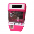 OLED Screen Gift Catcher Alarm Clock - Pink (3 x AAA)