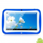 "BENEVE R70AC 7"" Dual Core Android 4.2.2 Tablet PC w/ 16GB ROM / 3G / Wi-Fi / TF / G-Sensor - Blue"
