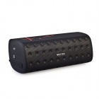 MOCREO MOSOUND Bar Waterproof Portable Wireless Bluetooth Speaker w/ TF, Microphone - Black