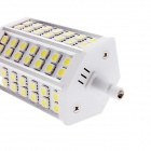 HZT-8025 R7S 10W 720lm Cold White 42-SMD LED lamppu (220 ~ 240V)