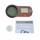 "SKYRC Optical Tachometer OPT-010 w/ 1.6"" 3D Glass Screen - Black + Red"