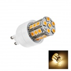 G9 3W 220lm 3000K 27-SMD 5050 LED Warm White Light Lamp Bulb (AC 110V)