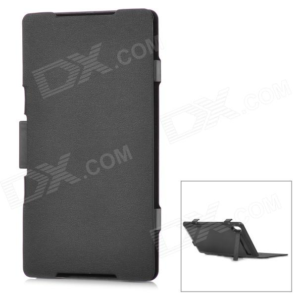 ZAP External 3500mAh Power Li-ion Battery Charger w/ Protective Case / Stand for Sony Xperia Z2