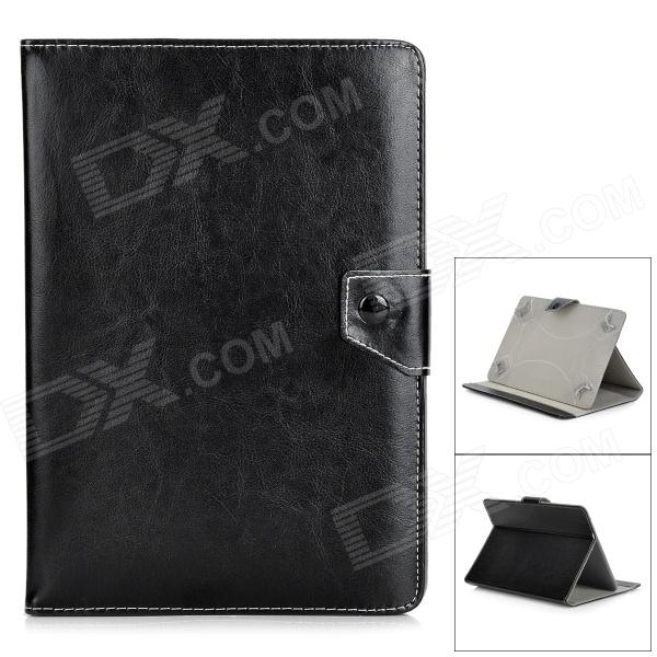 LK Universal PU Leather Case for 10 Tablet PC / Dell / Toshiba / Acer / Lenovo / Asus / Huawei universal tablet pc uk plug charger for apple macbook dell acer samsung sony 100 240v