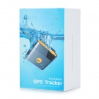 TK-108 Waterproof GPS Tracker System - Black + Yellow