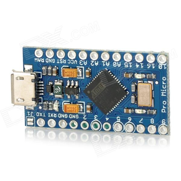 pro micro ATmega 32U4 5V 16MHz ontwikkeling board voor Arduino