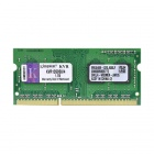 Kingston ValueRAM 4GB DDR3 1333MHz PC3-10600 Non-ECC CL9 SODIMM SR X8 Notebook Memory KVR13S9S8/4