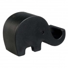 Elephant Style Novel Design Stand Holder for Samsung Galaxy S5 / Cell Phone - Black