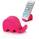 Elephant Style Novel Design Stand Holder for Samsung Galaxy S5 / Cell Phone - Red