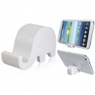Elephant Style Novel Design Stand Holder for Samsung Galaxy S5 / Cell Phone - White