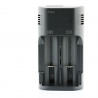 iTaSee SE22650 US Plug 2-Slot Ni-MH / NiCd / Li-ion Battery Charger for 18650 / 14500 / AA + More