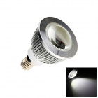 GCD E14 6W 360lm 6500K COB LED White Light Lamp Bulb (AC 85~265V)
