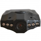 "2.4"" TFT 270 'Écran rotatif 6-LED IR Night Vision CMOS Caméscope"