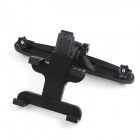 Universal Car Seat Pillow Mount Holder Bracket for Tablet PC / Cellphone - Black