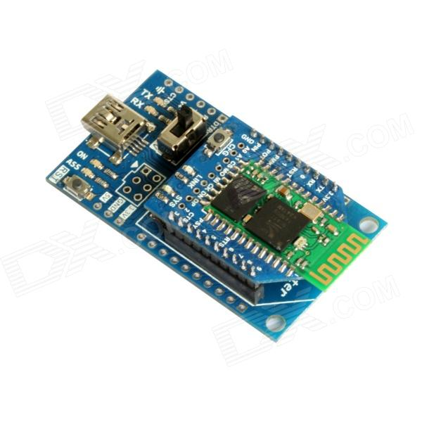 TENYING XB232 TYHC-05 Wireless Bluetooth Module + Bluetooth XBee USB Adapter Board - Blue + Green digi xbee 2mw wire antenna s2 zigbee zb wireless mesh module series 2 3 3v 2 4ghz 250kbps 120m for arduino data transmission