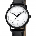 Genuine Germany Bergmann 1933 Classic Unisex Watch - Black