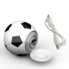 K-2 Football Style 3000mAh Power Bank Charger for IPHONE / Samsung + More for World Cup