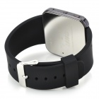 "CHR U Watch2S Water Resistant 1.0"" Screen Bluetooth Smart Wrist Watch - Black"