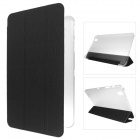 "Mr.northjoe Protective PU Leather Case Cover Stand for Samsung Galaxy Tab Pro 8.4"" T320 - Black"