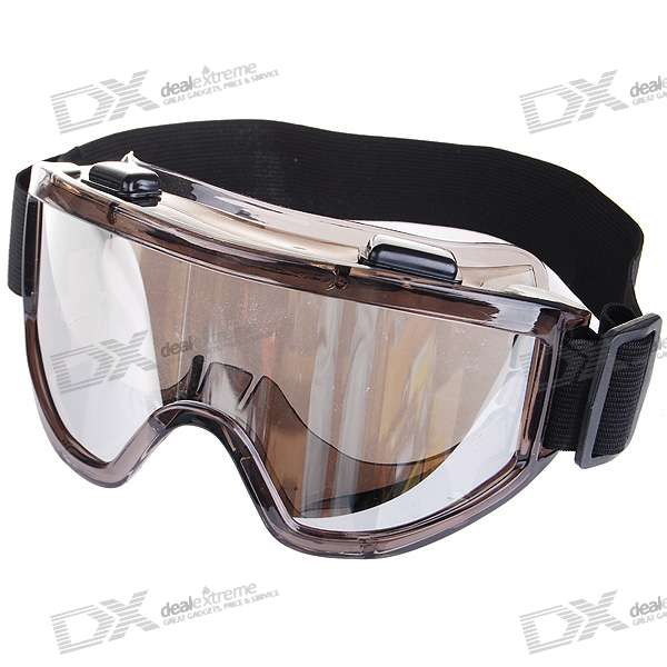 UV Protection Resin Lens Glasses/Goggles (Grey)