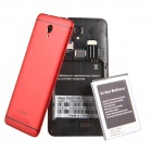 "CUBOT ONE-S MTK6582 Quad-core Android 4.2.2 WCDMA Bar Phone w / 4.7 ""IPS QHD, Wi-Fi et GPS - Rouge"